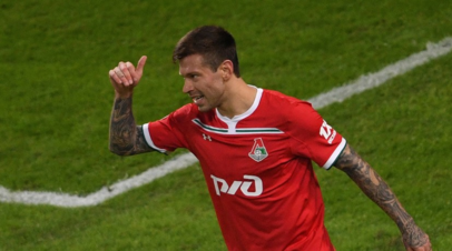 Черчесов обеспокоен ситуацией с переговорами Смолова о переходе в немецкий клуб