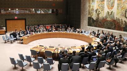 СБ ООН провёл первые закрытые консультации по Венесуэле