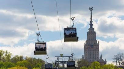 Синоптики заявили о волне непогоды в Москве на следующей неделе