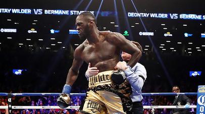 «Его высказывания противоречат духу бокса»: американца Уайлдера раскритиковали за слова об убийстве соперника
