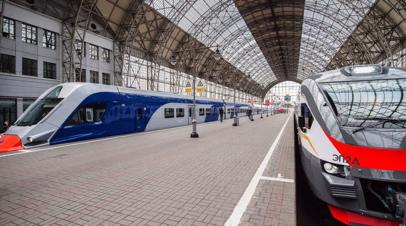 Угрозы взрывов на территории ряда вокзалов Москвы не подтвердились