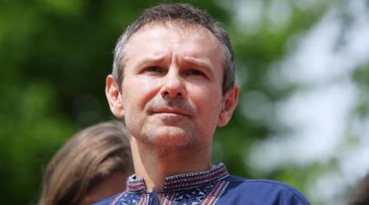 Вакарчук заявил, что не намерен отказываться от музыки ради политики