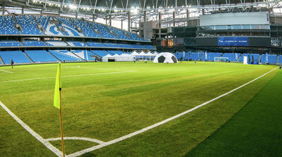 «Динамо» ожидает аншлаг на матче открытия нового стадиона