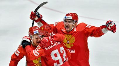«Овечкин — зверь»: что говорили тренеры и хоккеисты после победы сборной России над Швецией на ЧМ-2019