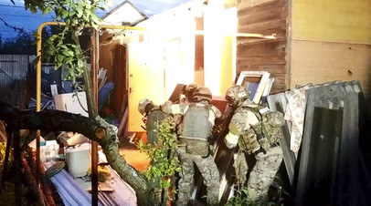 В Кольчугине сняли режим контртеррористической операции