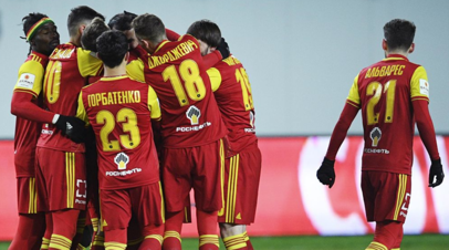 Тульский «Арсенал» впервые выступит в Лиге Европы