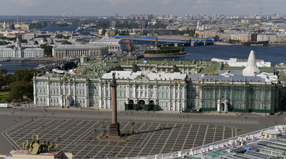 На главной площади Петербурга пройдёт концерт «Классика на Дворцовой» в честь Дня города