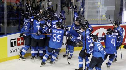 Третьяк считает, что сборная Финляндии сыграет от обороны в полуфинале ЧМ с Россией