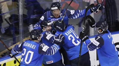 Вайсфельд отметил, что сборная Финляндии может создать проблемы России