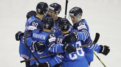 Третьяк назвал сборную Финляндии командой, которая мешает играть в хоккей