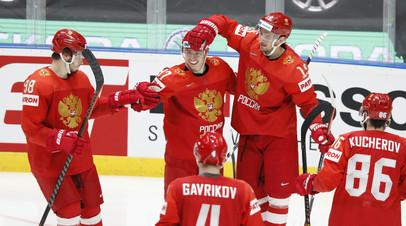 Россия сравняла счёт в матче с Чехией за бронзу ЧМ по хоккею