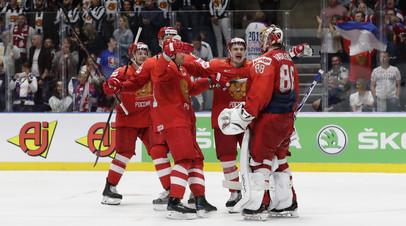 «Эта бронза — заслуга Василевского минимум на 80%»: как в стране оценили выступление сборной России на ЧМ по хоккею