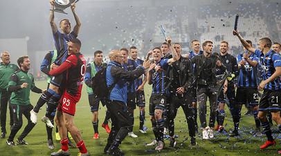 Поражение «Барселоны» в финале, второй трофей «Баварии» и бронза «Аталанты»: события выходных в европейском футболе