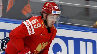 Дадонов прокомментировал бронзу сборной России на ЧМ-2019