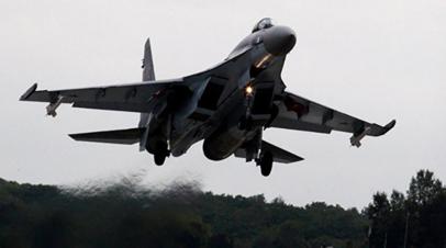 ВКС России получат 20 истребителей Су-35С до конца 2020 года