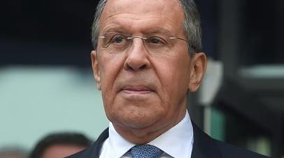 Лавров о военной активности России на Курилах: действуем на своей территории