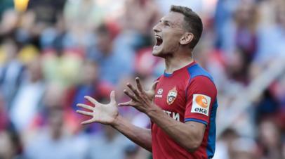 Чалов признан лучшим игроком РПЛ в сезоне-2018/19