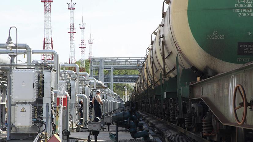 В России вступил в силу запрет на поставки нефти и угля на Украину