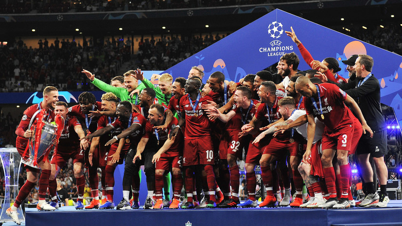 «Ливерпуль» будут бояться в Европе»: как в футбольном мире оценили финал Лиги чемпионов