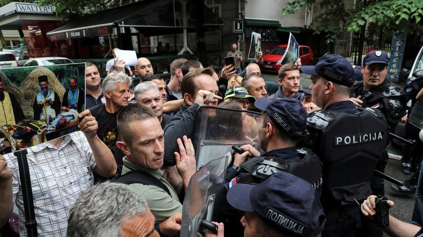 «Открытый сигнал сербскому руководству»: с чем связано ужесточение внешней политики Косова
