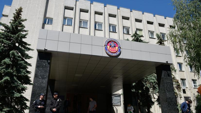 В СБУ пообещали отреагировать на ролик о «захвате» Румынией Украины