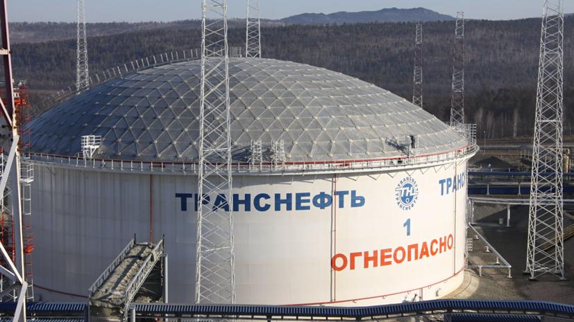 Чистая российская нефть 9 июня поступит на границу Польши