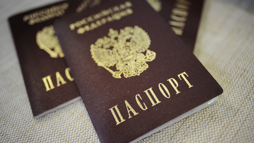 Акимов рассказал о двух вариантах электронных паспортов для россиян