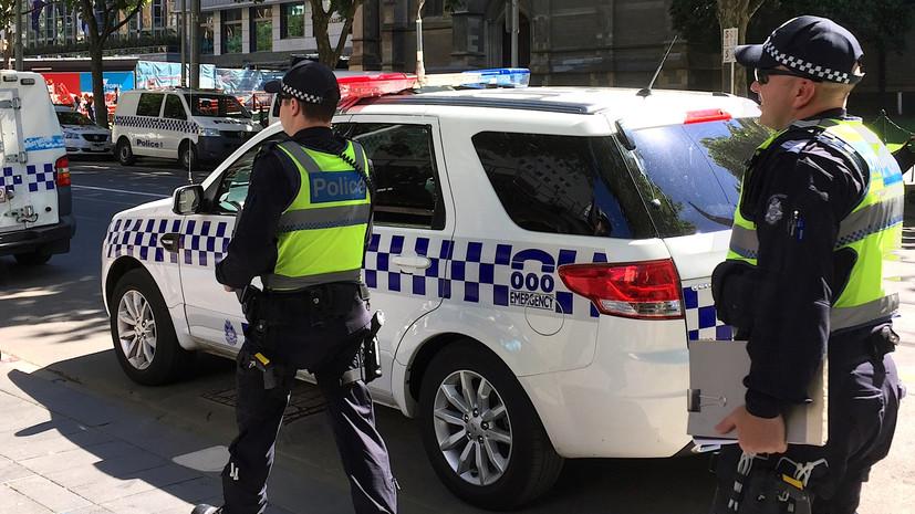 При стрельбе в австралийском Дарвине погибли четыре человека