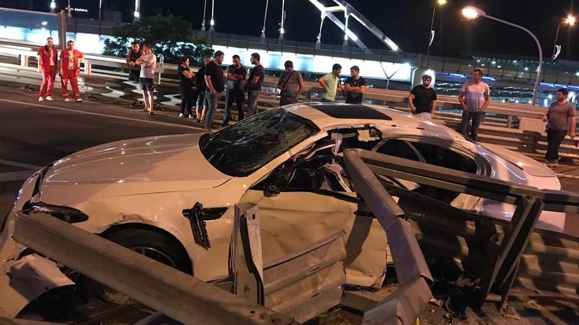 В результате ДТП в Сочи погиб один человек и пострадали трое