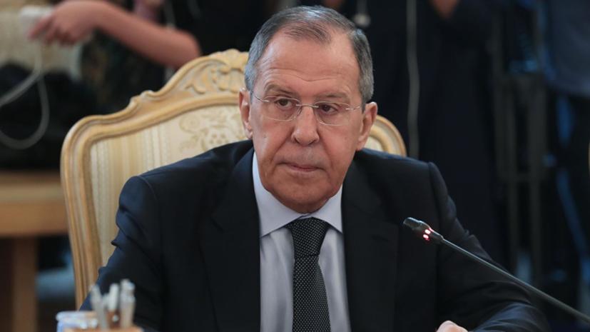 Лавров оценил слова Трампа о выводе Россией «своих людей» из Венесуэлы