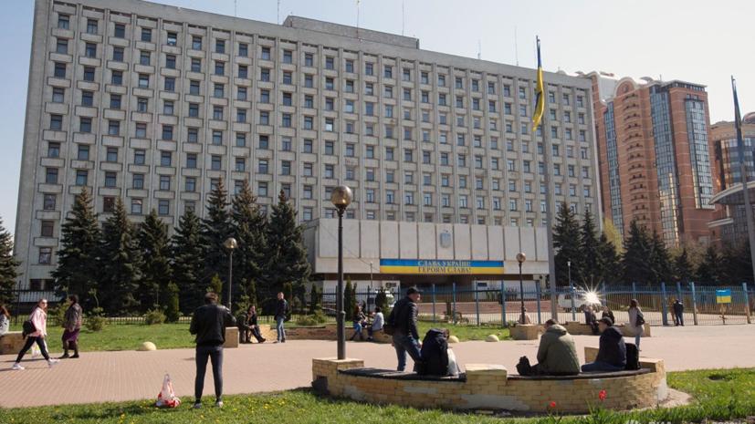ЦИК Украины зарегистрировала 32 кандидата в депутаты Рады
