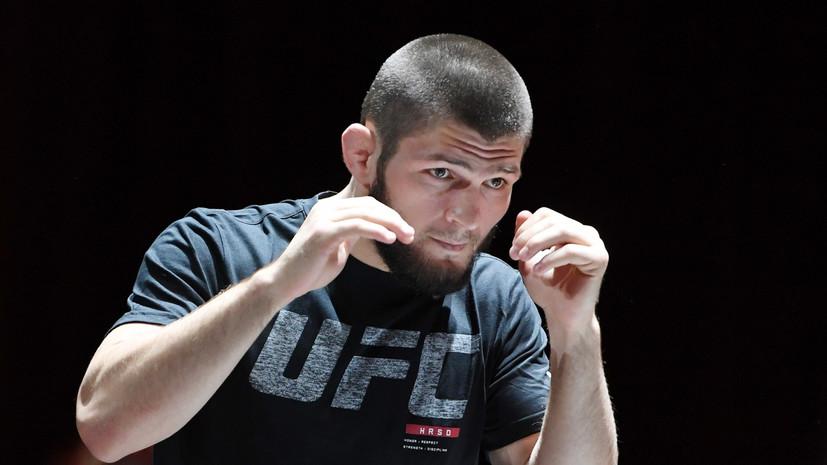 Нурмагомедов заключил новый контракт с UFC