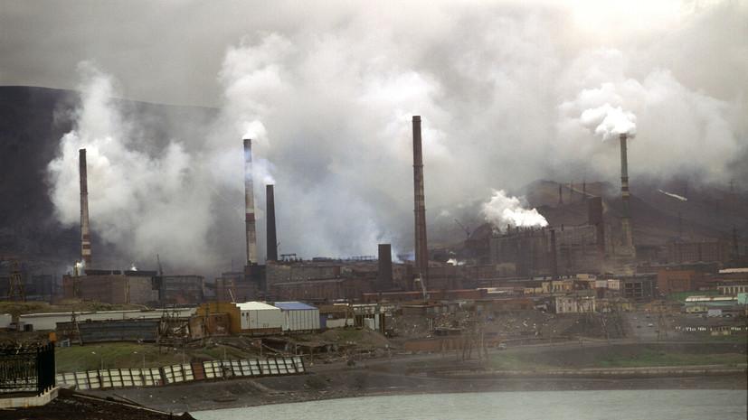 Названы самые чистые и самые грязные регионы России