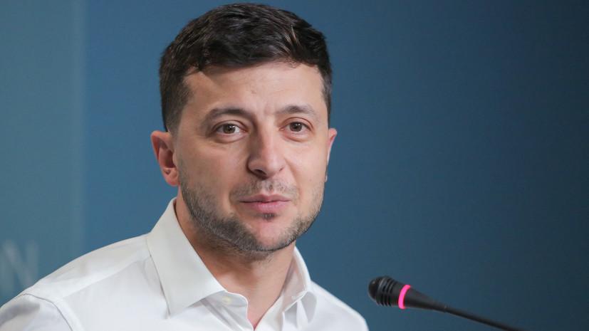Зеленский назвал бунтом отказ Рады рассматривать его законопроекты