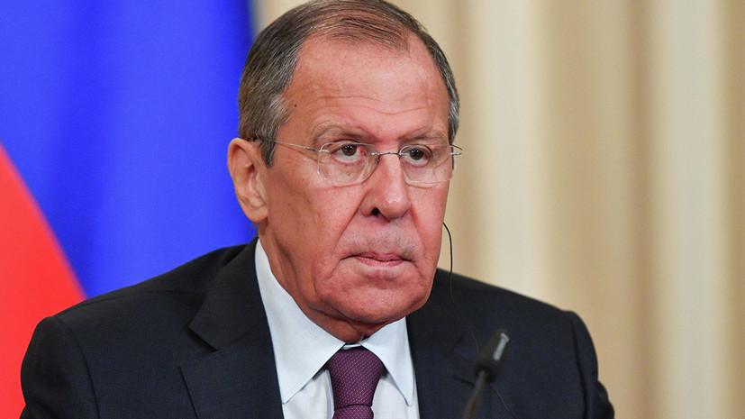 Лавров: США напрямую работали по подготовке путча на Украине