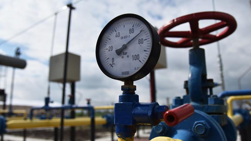 Медведев назвал условие продления транзита газа через Украину