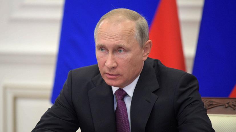 В Кремле подтвердили подготовку аудиенции Путина у Папы Римского