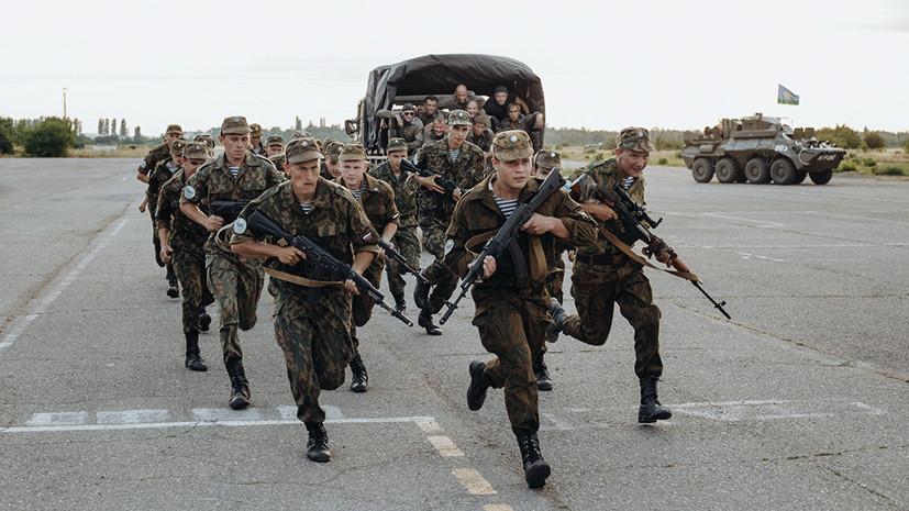 «Весь ужас и уродство войны»: на ТВ покажут сериал о марш-броске российских десантников в Косове