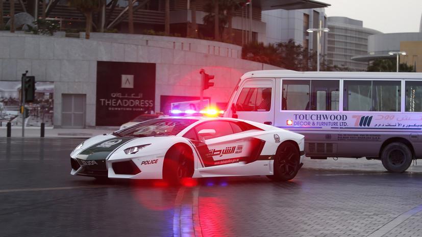 В ДТП с туристическим автобусом в Дубае погибли 15 человек