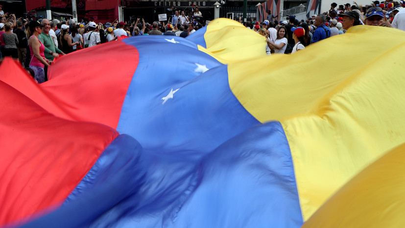 В МИД прокомментировали присутствие российских специалистов в Венесуэле