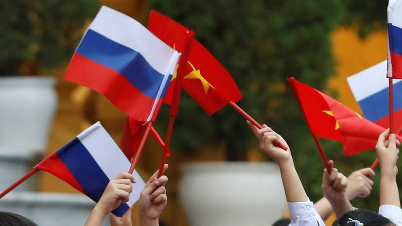 Мантуров рассказал о перспективах роста товарооборота с Вьетнамом