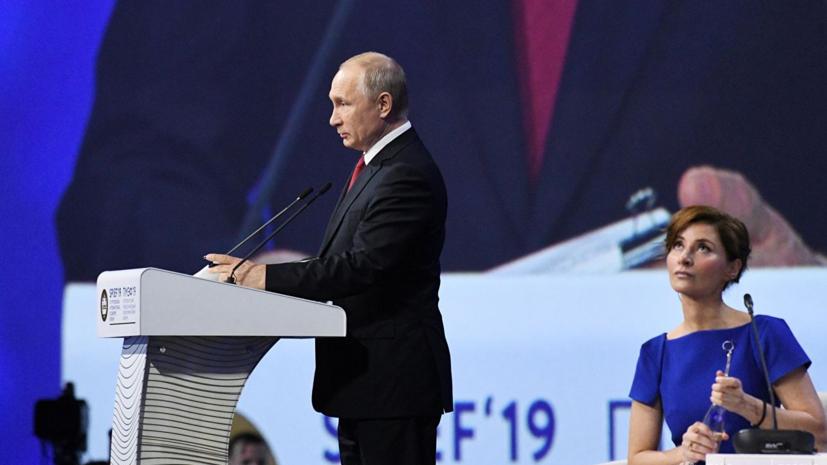 Путин объяснил, почему не поздравил Зеленского с победой