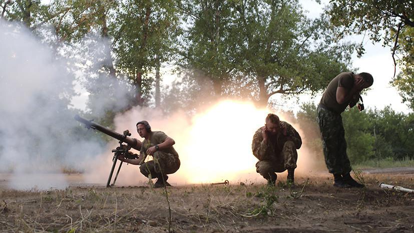 «Пытается получить радикальный электорат»: Зеленский заявил о причастности России к обострению в Донбассе