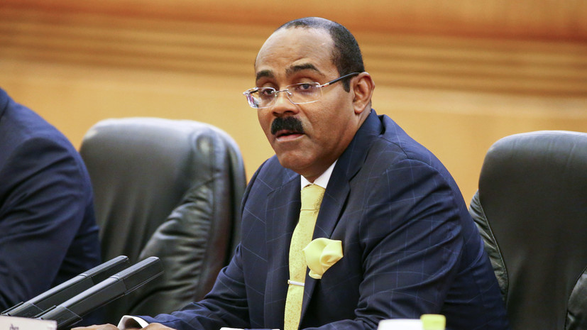 Премьер Антигуа и Барбуда прокомментировал соглашение об отмене виз с Россией