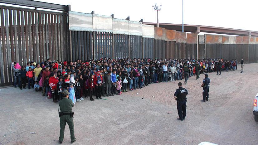 «Вашингтон добился этого путём давления»: как изменится ситуация на границе США и Мексики после соглашения по миграции