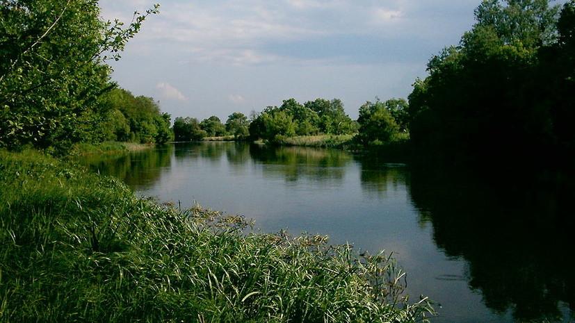 Два украинских города оставят безводы из-за загрязнения реки