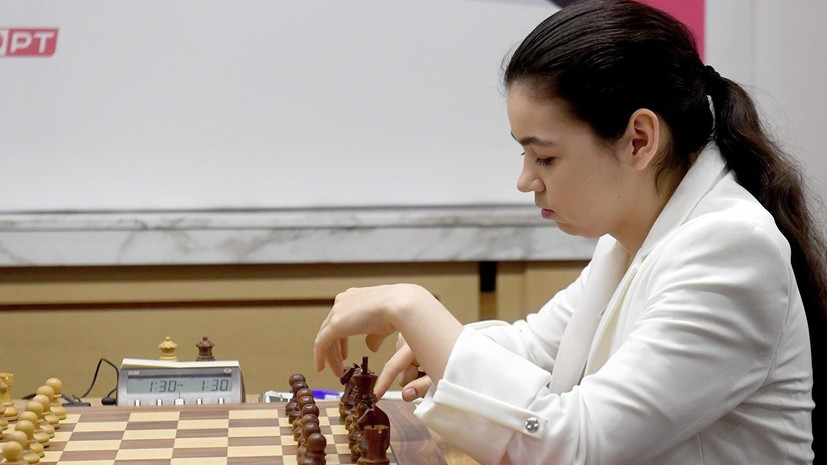 Горячкина обыграла Костенюк и укрепила лидерство на шахматном турнире претенденток
