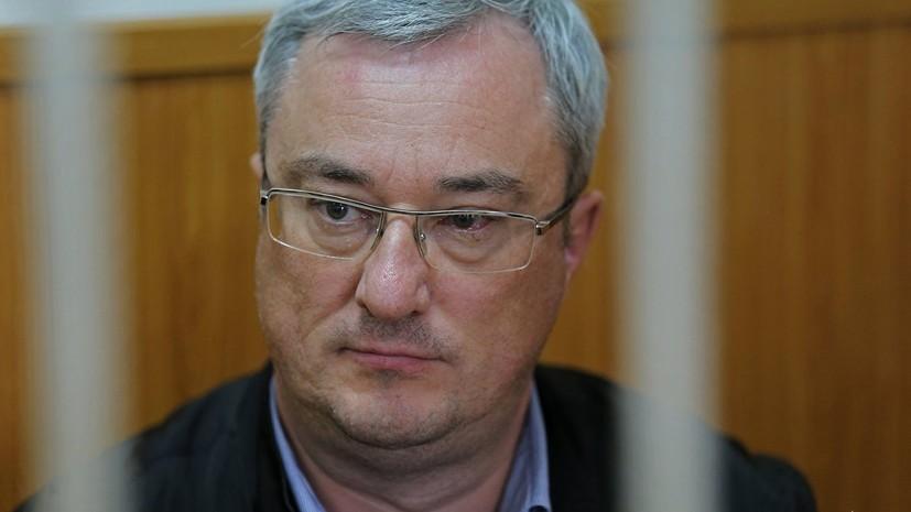 Экс-главу Коми приговорили к 11 годам колонии строгого режима