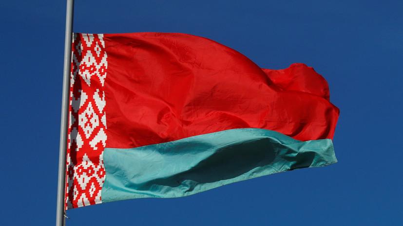 Глава МВД Белоруссии заявил о своей отставке