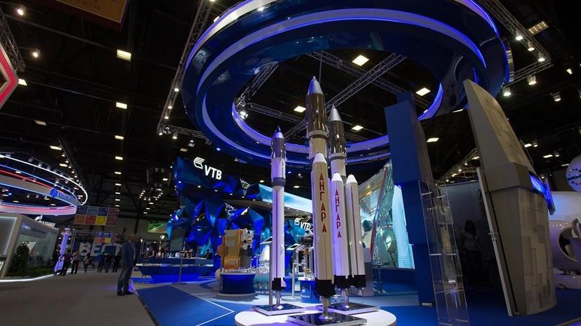 «Роскосмос» заказал ракету-носитель «Ангара» для спутников «Гонец-М»